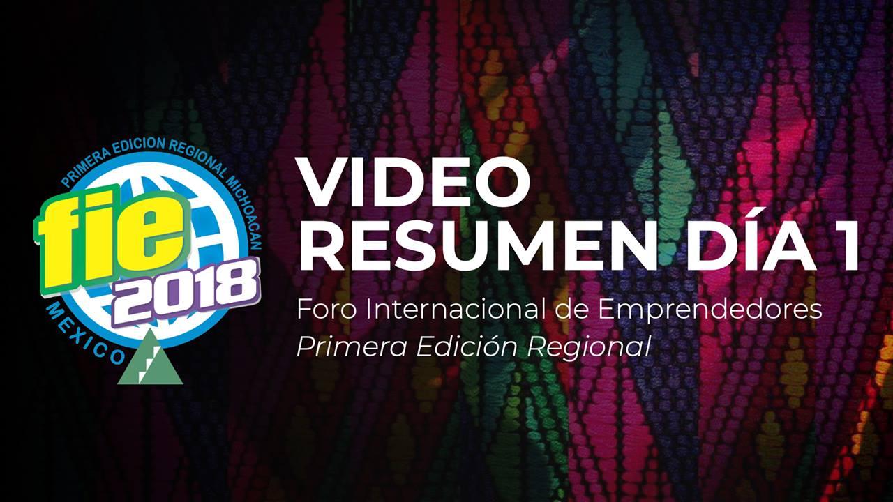 Video Resumen del Día 1