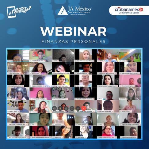 Webinar de Finanzas personales | Citibanamex