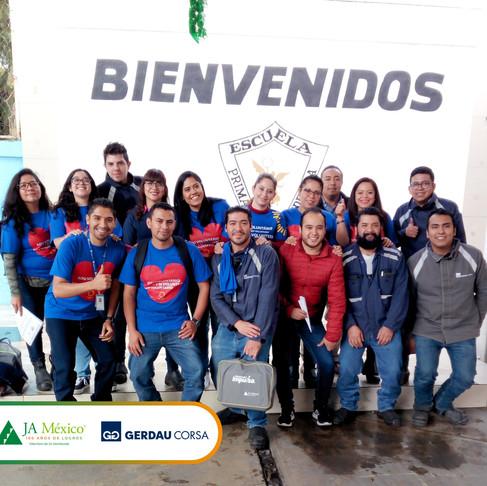 Programas de Educación Básica Empresarial | GERDAU CORSA