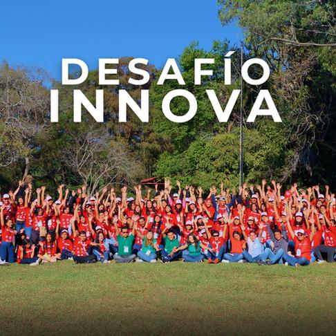 Campamento Desafío Innova junto con Scotiabank