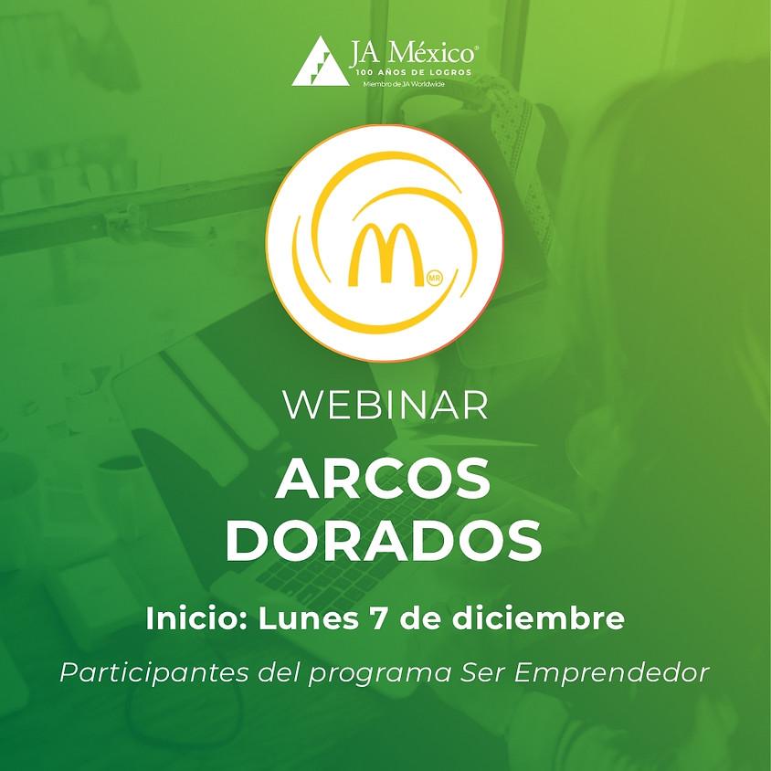 Webinar Arcos Dorados   Ser Emprendedor