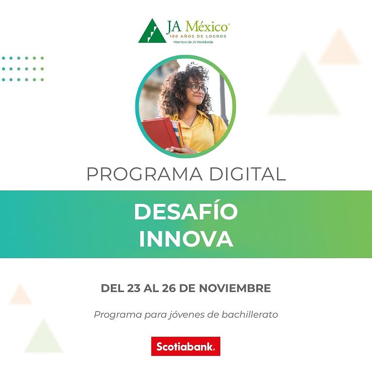 Desafío Innova | Scotiabank México