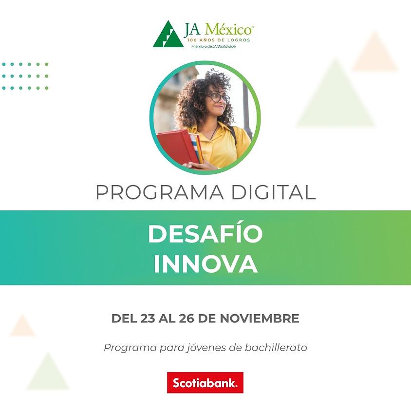 Desafío Innova   Scotiabank México