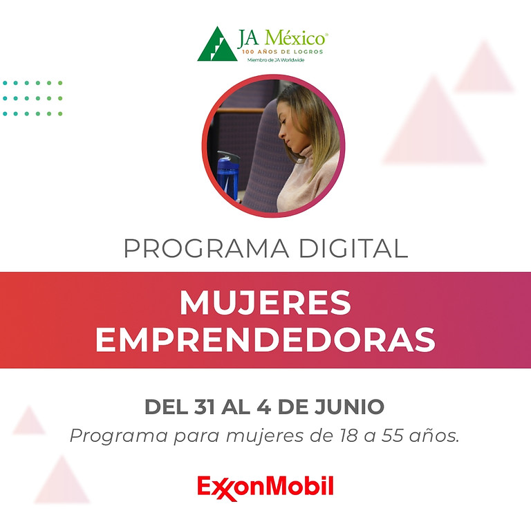 Mujeres Emprendedoras   ExxonMobil