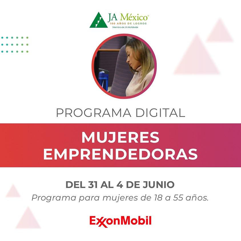 Mujeres Emprendedoras | ExxonMobil