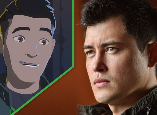 EXCLUSIVE Interview with Kazuda Xiono himself, Christopher Sean