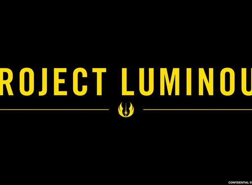 Project Luminous is Here!
