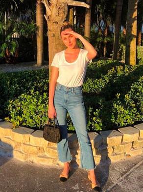 Wear is She Wednesday: Nicole Viccica