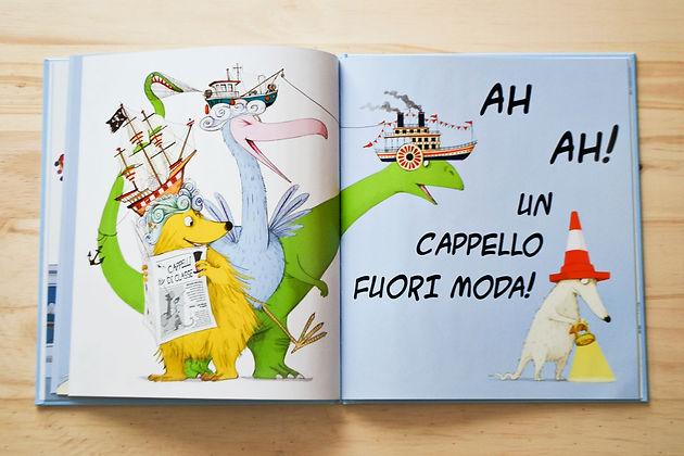 Emily Gravett (nata nel 1972) è un artista e illustratrice di libri  illustrati per bambini. Con il suo libro di debutto af02b0ce0de6