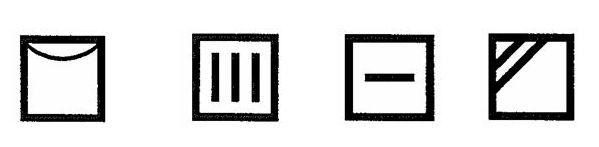Ti Parlo Di Etichette Tessuti Il Significato Di Ogni Simbolo