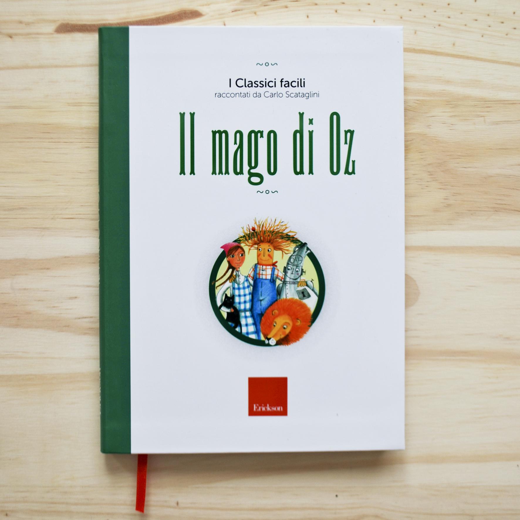 Il Mago Di Oz Wwwilmondodichricom Books Kids Lifestyle
