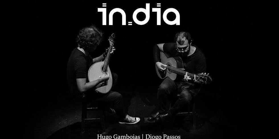IN.DIA - Hugo Gamboias e Diogo Passos