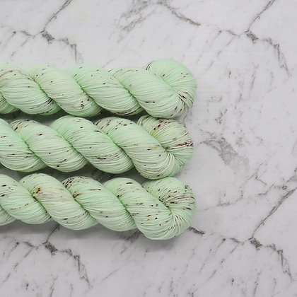 Mint Choc Chip Merino Nylon Yarn