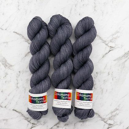 Zach's Grey Merino Nylon Yarn