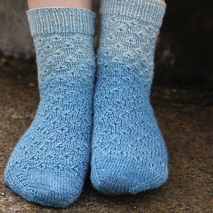 Rainy Day PDF Sock Pattern