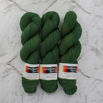 Avocado BFL High Twist Yarn