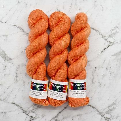 Saffron Merino Nylon Yarn