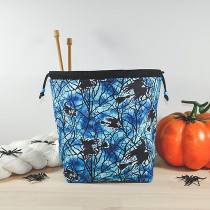 Bewitched Knitting Bag