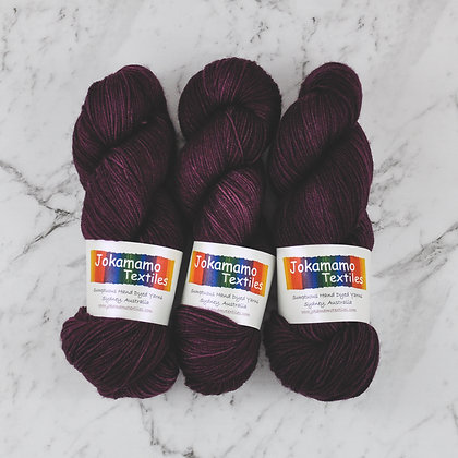 Merlot - Squishy Sock Yarn