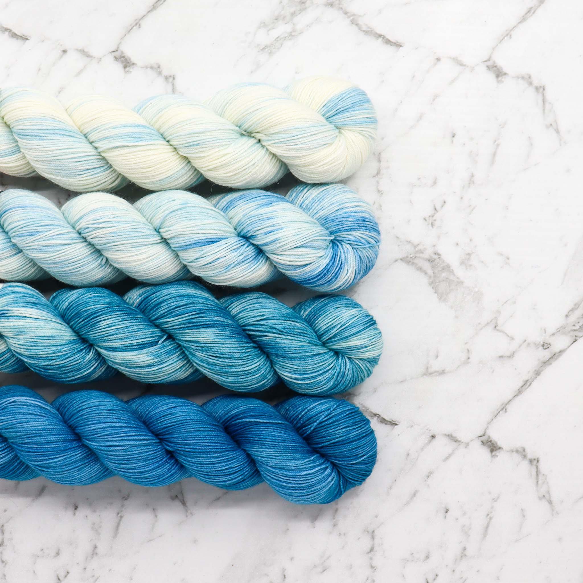 Nammi \u2013 Samba \u2013 MerinoNylon sock yarn