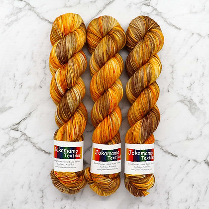 Autumn Gold Yarn