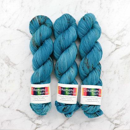 Azure BFL High Twist Yarn