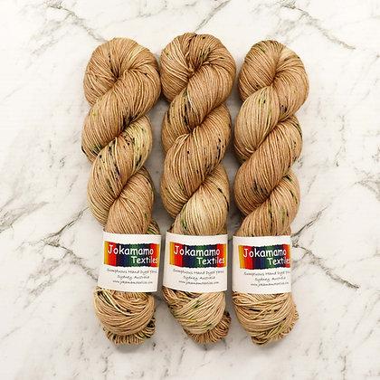 Foraging - Hand Dyed Merino Yarn