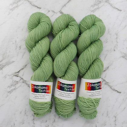 Smashed Avo BFL High Twist Yarn