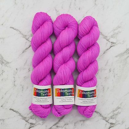 Bubblegum Merino Nylon Yarn