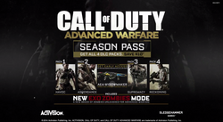 Call of Duty: AW Season Pass