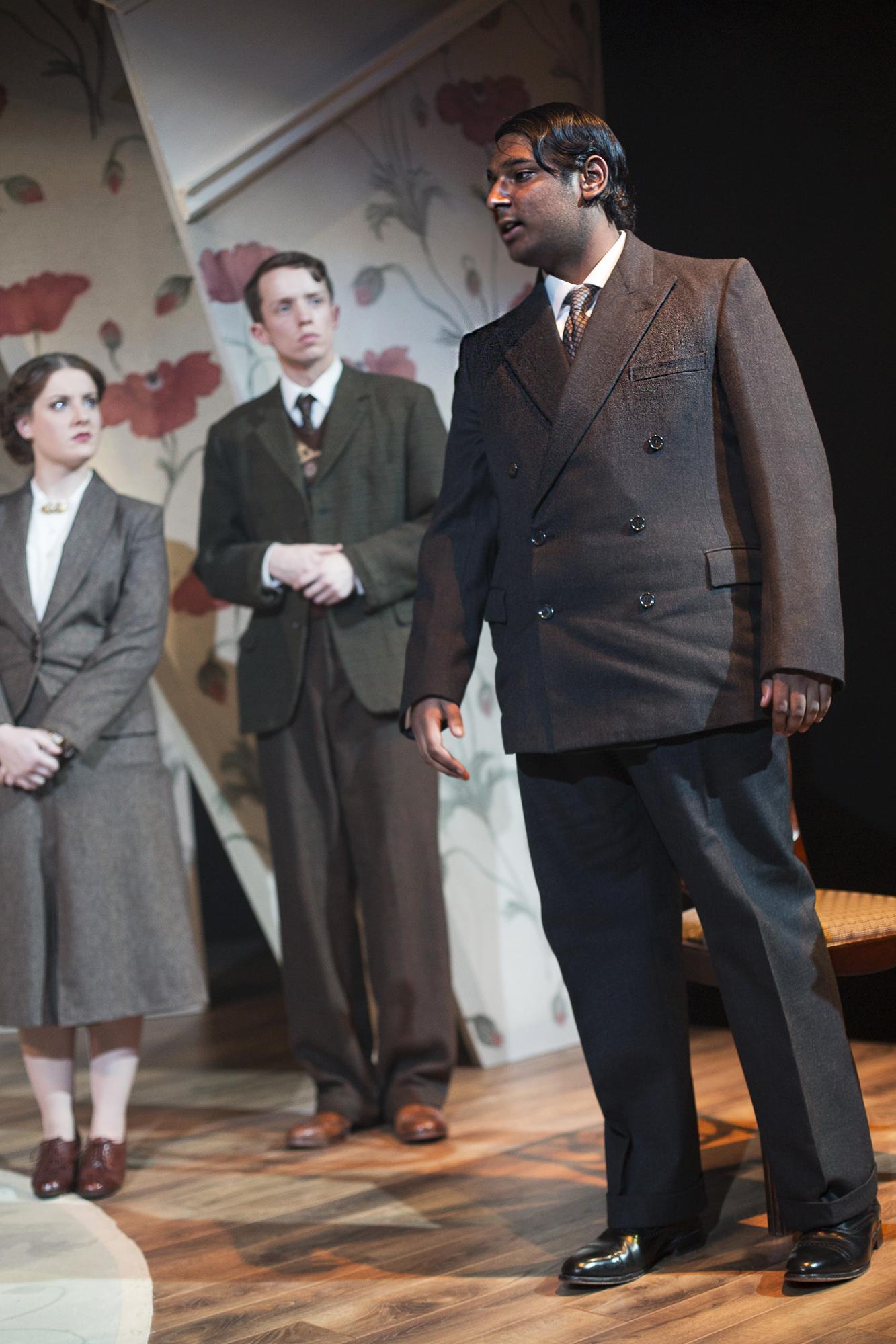 Act 2: Madge, Alan and Gerald