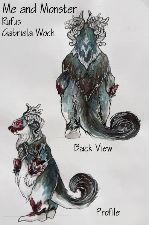 Costume Design: Rufus [Profile]