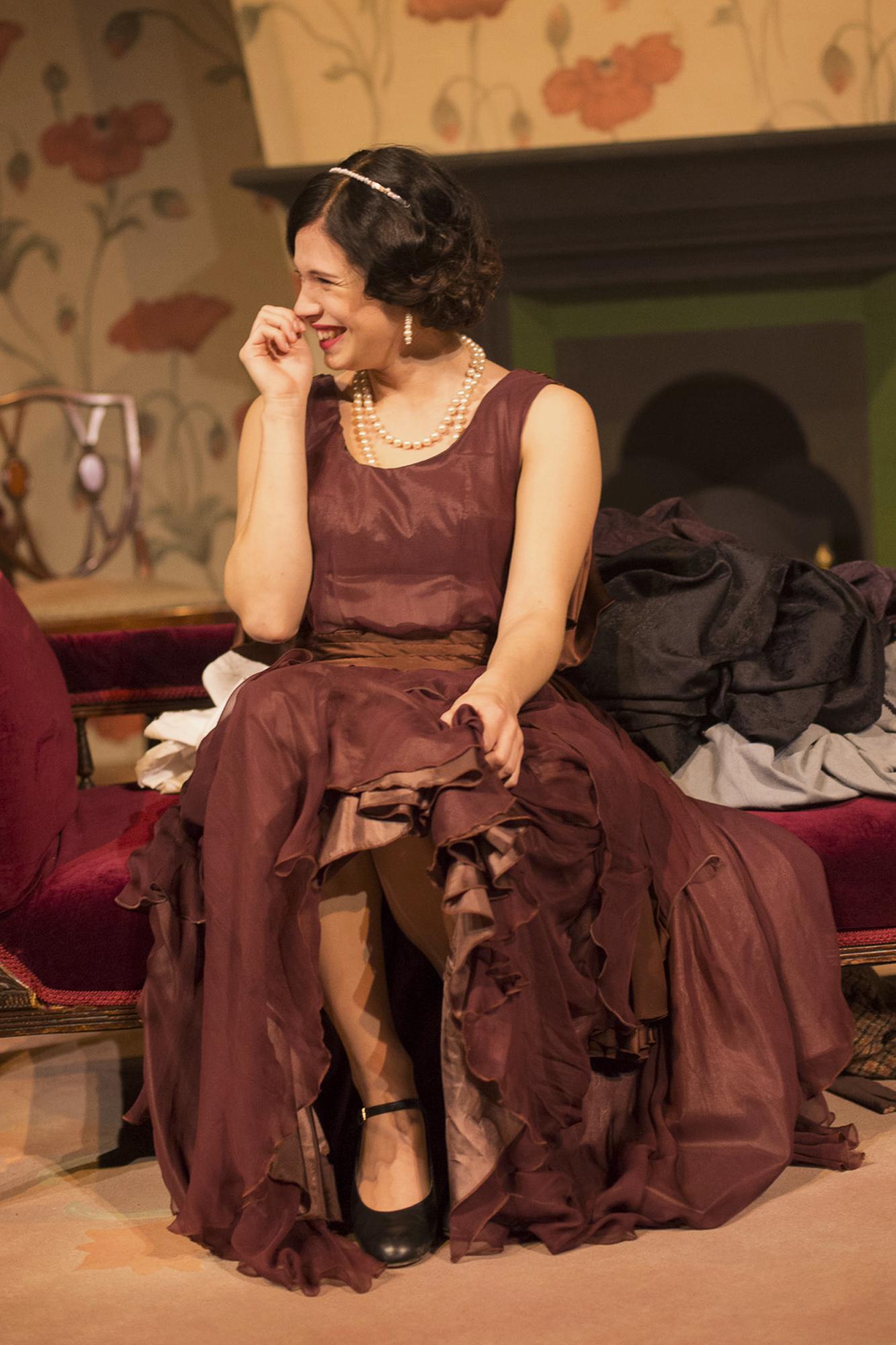 Act 1: Joan Helford