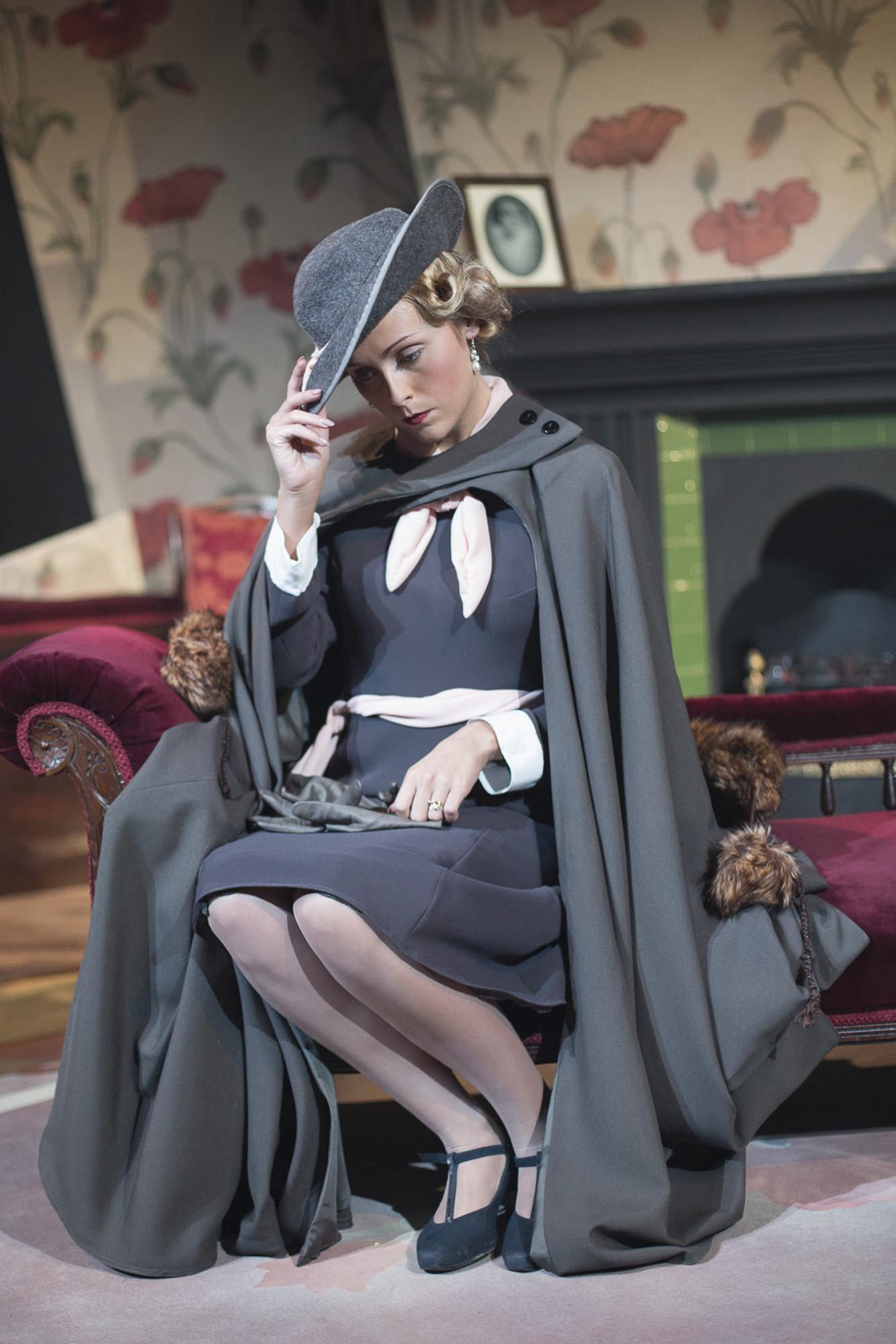 Act 2: Hazel Beevers.