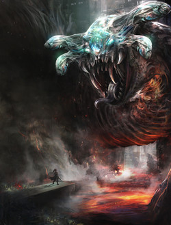 Apocalyptic Monster