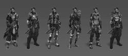 Apocalyptic Mechanic Costume Concept