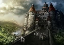 European Royal Castle
