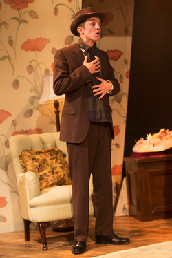Act 1: Alan Conway