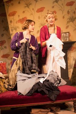 Act 1: Madge and Hazel