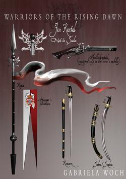 Jan Kartal's Weapons