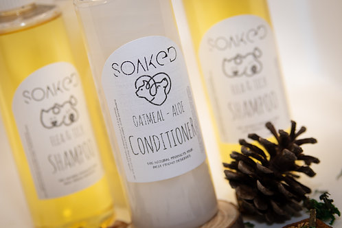 PET-Natural Oatmeal Aloe Conditioner