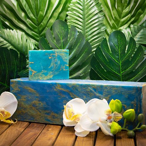 Tropical Teakwood Soap