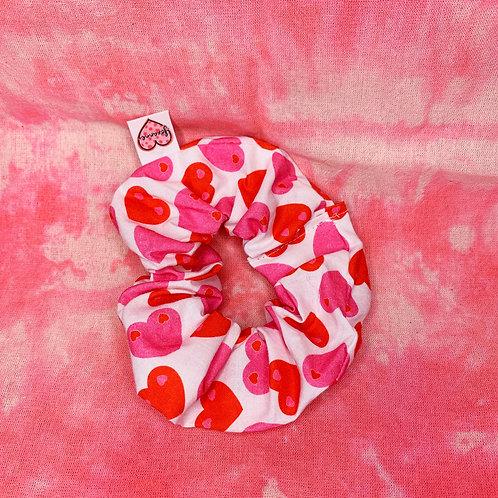 Heart boob Scrunchie