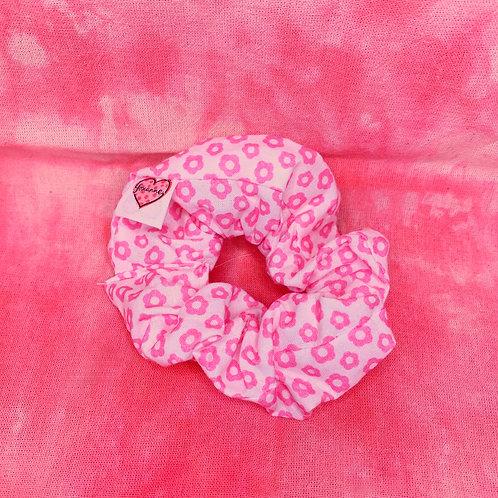 Flower Power Scrunchie