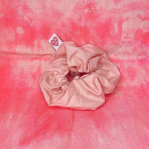 Dusky Pink Scrunchie