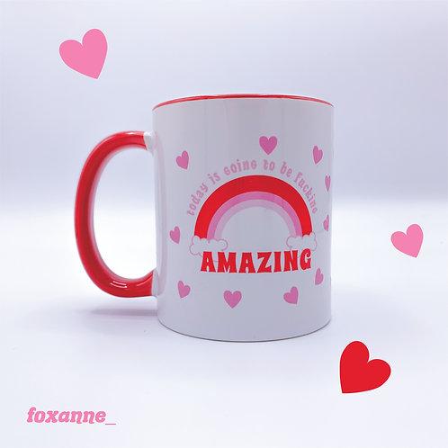 Fckin Amazing Mug | Ceramic Mug