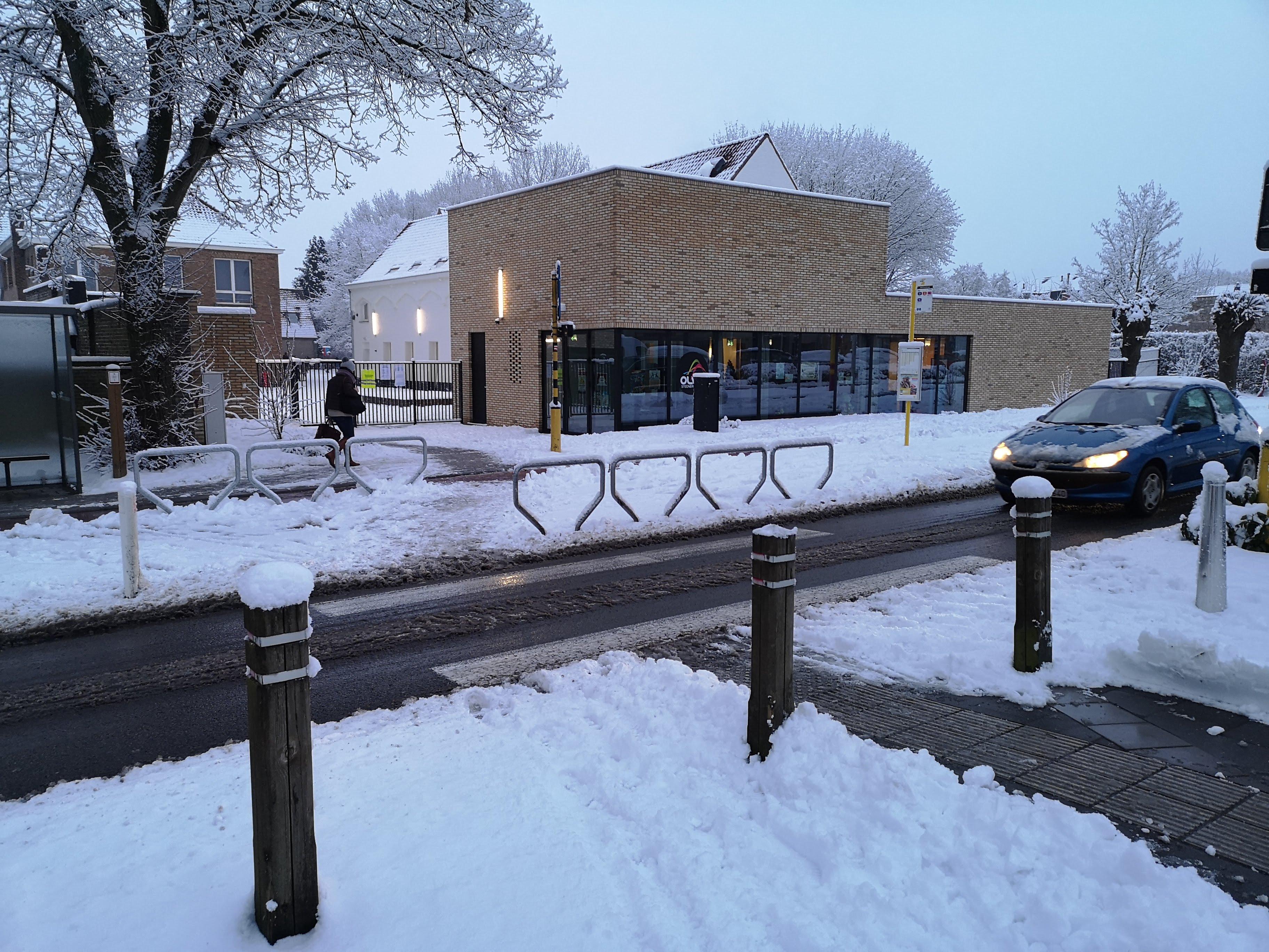 OLVA Steenbrugge_sneeuwdag