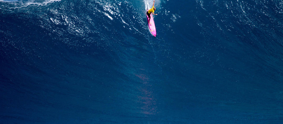 FLICK PALMATEER ON WOMEN'S SURFING AND THE NEW WSL