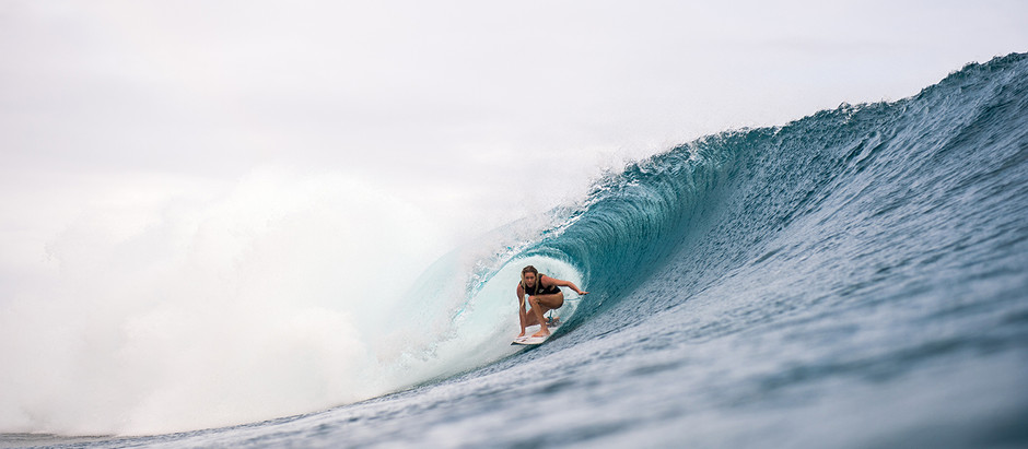 TO SURF… WITH LOVE BY LAURA ENEVER