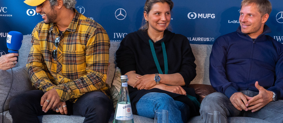 THEY'RE NICKNAMED 'THE OSCARS OF SPORT': THE LAUREUS WORLD SPORT AWARDS 2020 IN BERLIN